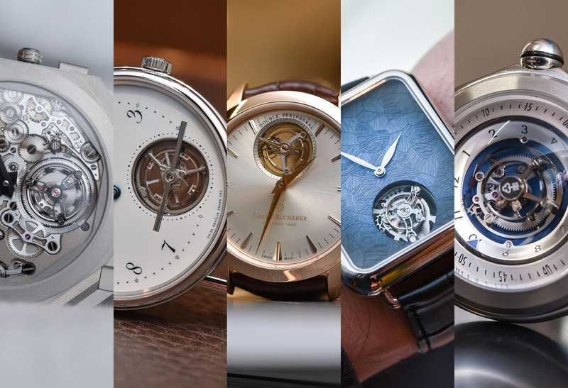 10 Of The Best Tourbillon Watches From Baselworld 2018