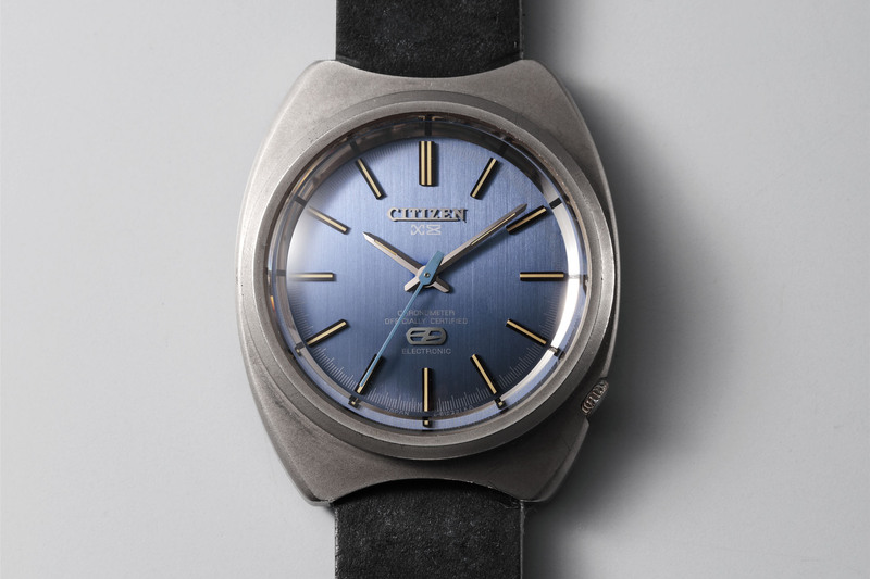 1970, Citizen Launched the First Titanium Watch and now Celebrates 50 Years of Titanium Technology
