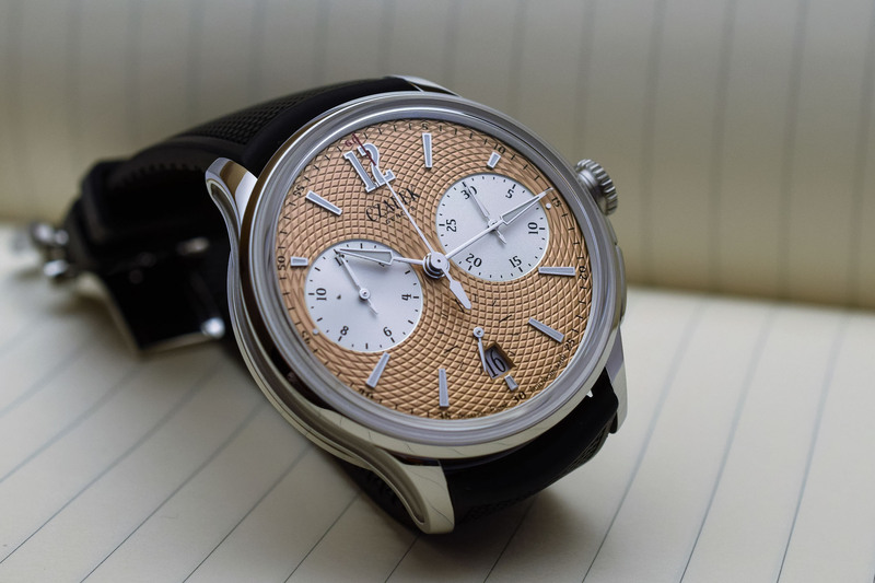 4 New Models by Independent Watchmakers