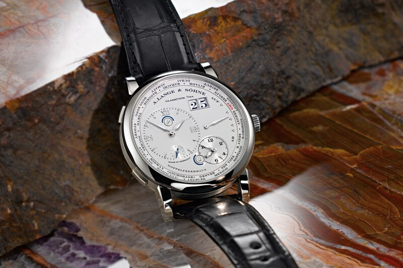 5 High-End Watches with World Time or Multiple Time Zones