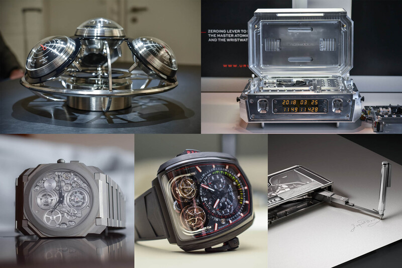 5 Mechanical Marvels from Baselworld 2018