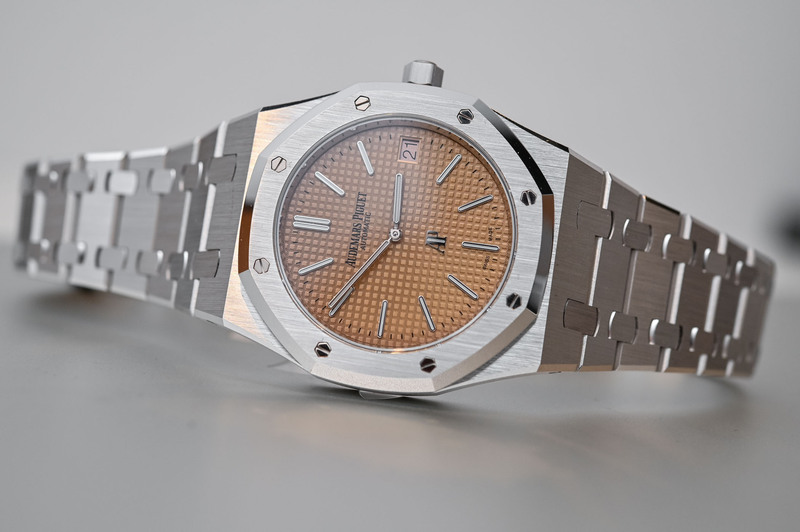 5 Superb Watches with Trendy Salmon Dials
