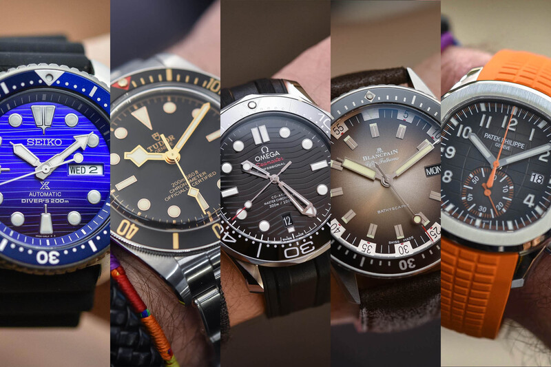 5 Watches to Consider for This Summer, from Affordable to High-End