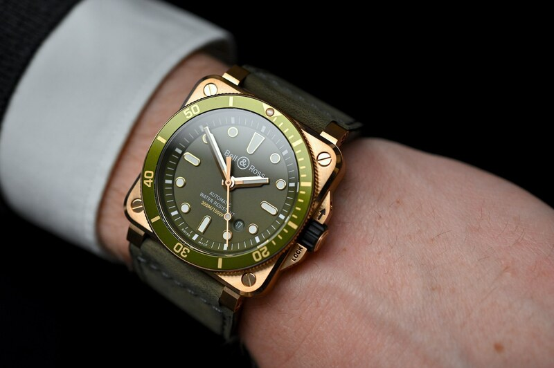 5 of the Coolest Bronze Watches of Baselworld 2019