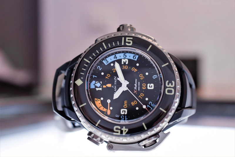 A Guide to the Depth Gauge Watches