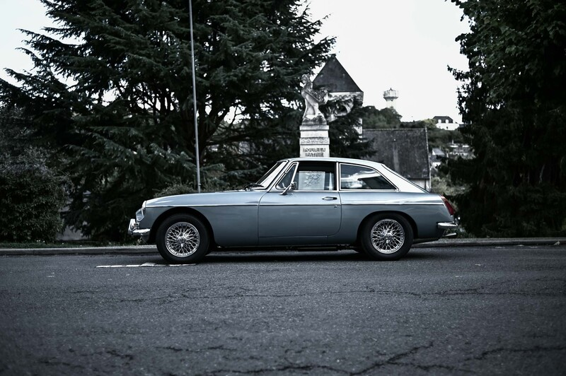 A Personal Story – Getting into Classics, Acquiring an MGB and Learning to Live with It