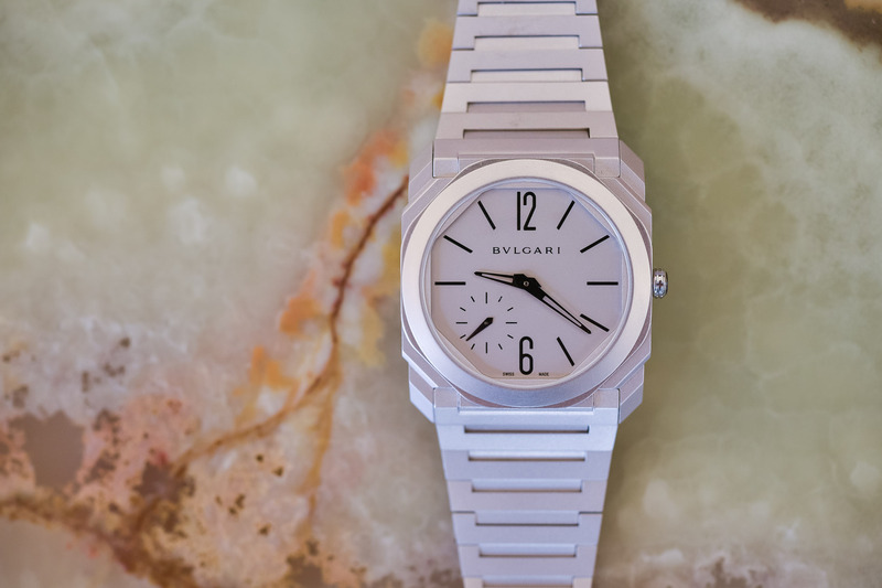 A Personal Take on the Bvlgari Octo Finissimo Automatic Sandblasted Steel