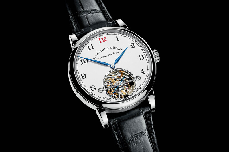 A. Lange & Söhne 1815 Tourbillon Limited Edition with Enamel Dial
