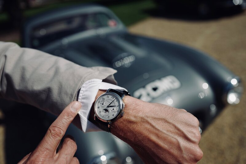 A. Lange & Söhne at Concours of Elegance, An Interview with CEO Wilhelm Schmid And Tons of Car/Watch Photos