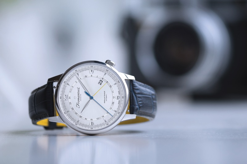 Alfredo Silva, Co-Owner/Founder of Fromanteel Watches, about Building a Brand and a New Traveller Watch