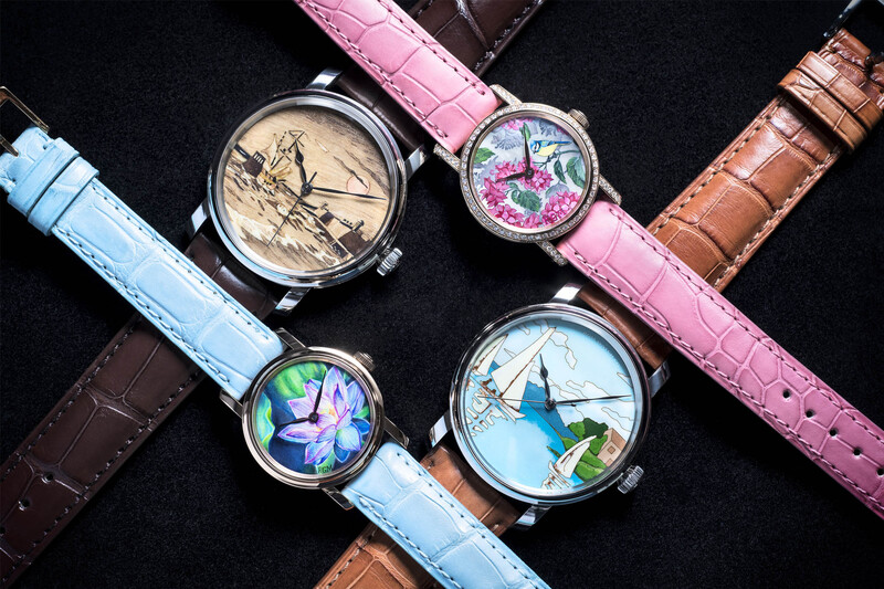 American Manufacture RGM Watch Co. Launches Art Watches