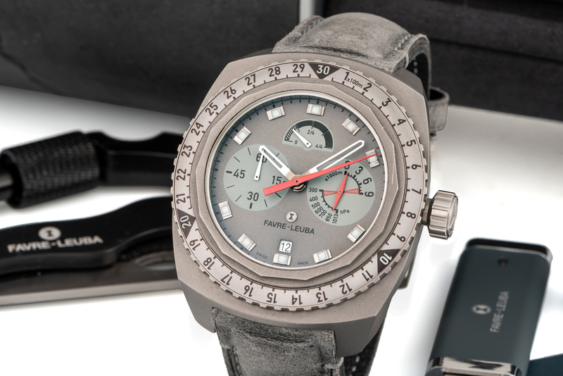 Antiquorum To Offer a Favre-Leuba Bivouac 9000 that Actually Reached the Summit of Mount Everest