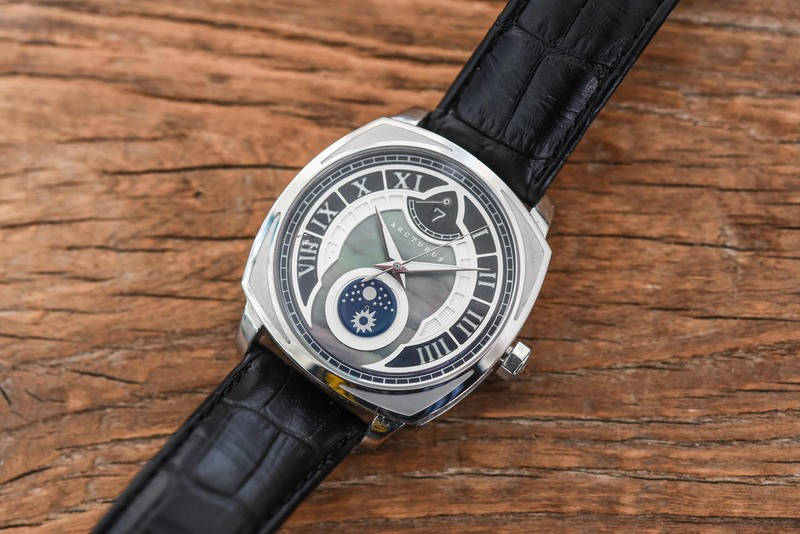 Arcturus Watches, Art Deco-inspired Timepieces With Opulent Style