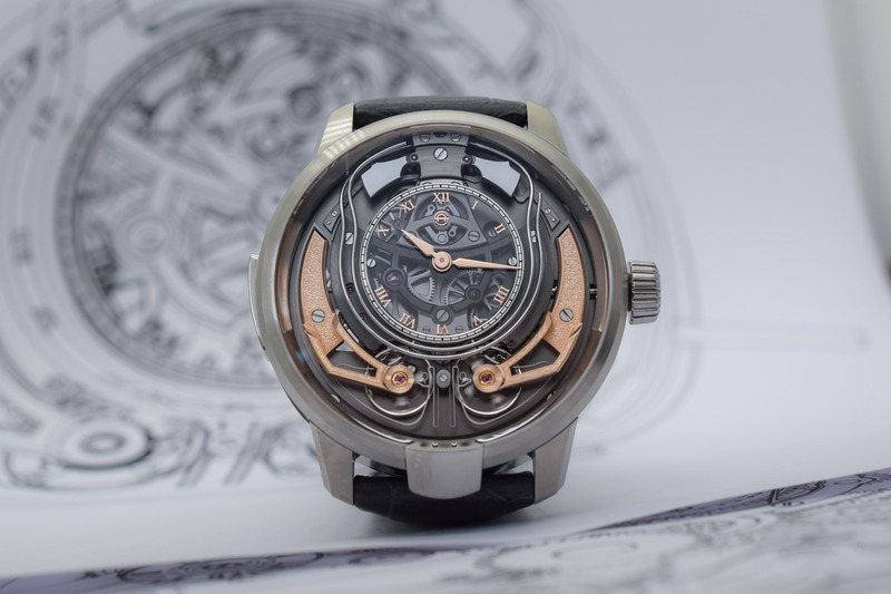 Armin Strom Minute Repeater Resonance – Step 2 in the Masterpiece Collection
