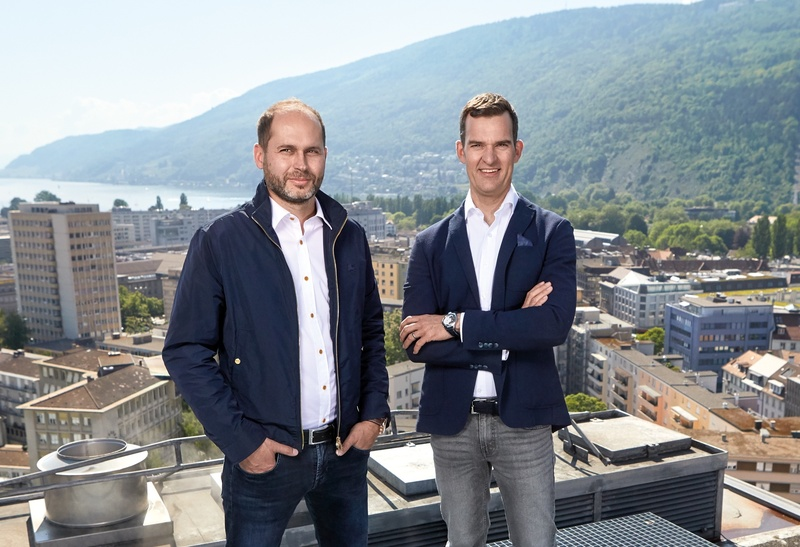 Armin Strom's Serge Michel and Claude Greisler talk about what makes the brand unique and what's coming next