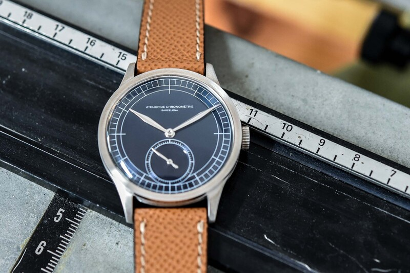 Atelier de Chronométrie AdC #1 and AdC #2 – As Hand-Made As Possible