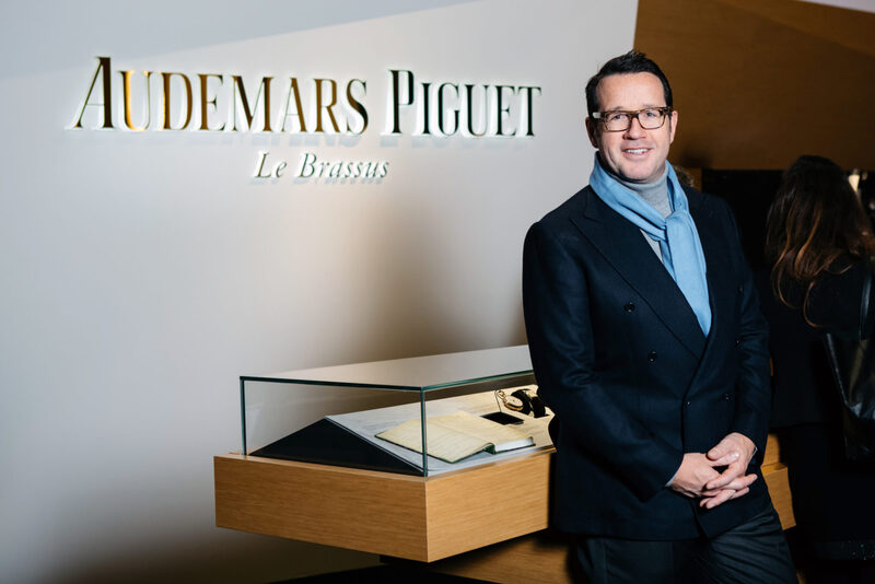 Audemars Piguet Tests E-Commerce In China With A Pop-Up Boutique on JD.com