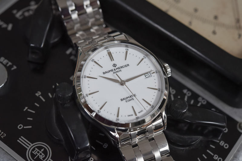 Baume et Mercier Clifton Baumatic (non-COSC version) – Serious Watchmaking, Serious All-Rounder