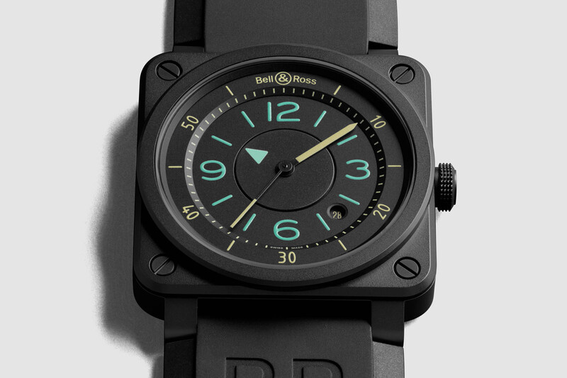 Bell & Ross BR 03-92 Bi-Compass – Back to the Instruments