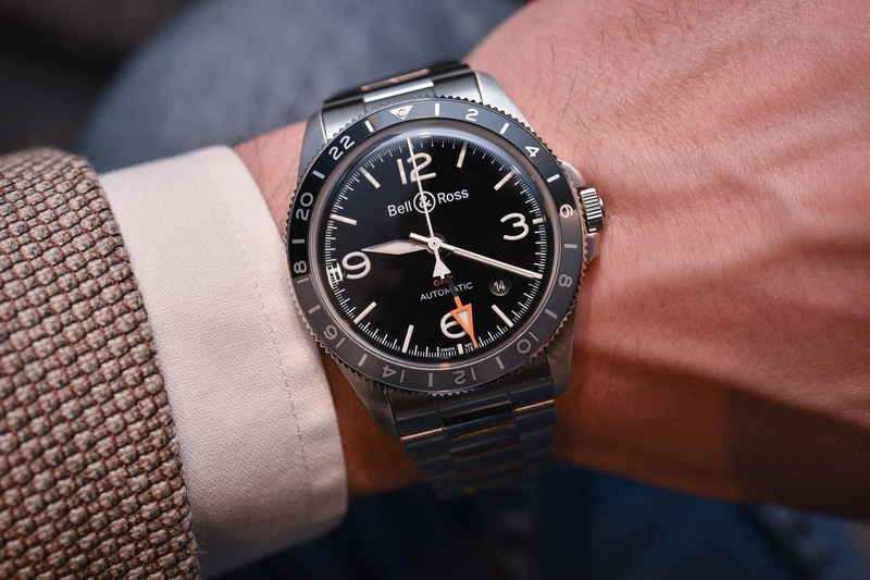 Bell & Ross Vintage BRV2-93 GMT (With Live Pics)
