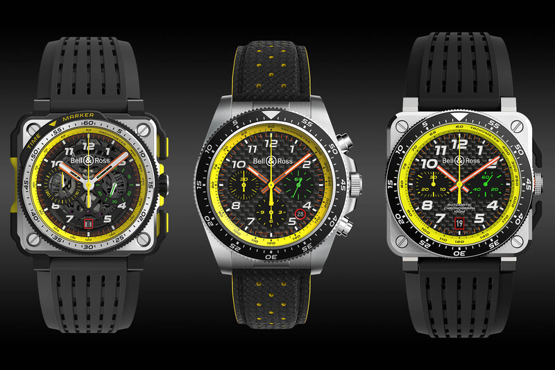 Bell & Ross x Renault F1 R.S.19 Collection