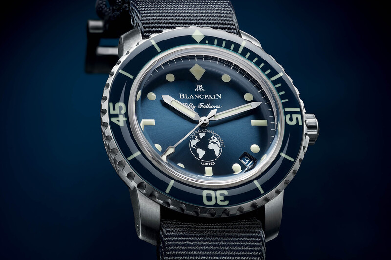 Blancpain Fifty Fathoms Ocean Commitment III Limited Edition
