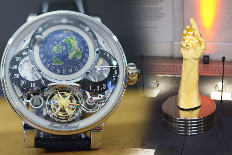 """Bovet Wins the """"Aiguille d'Or"""" at GPHG 2018 (and all the other prize-winners)"""