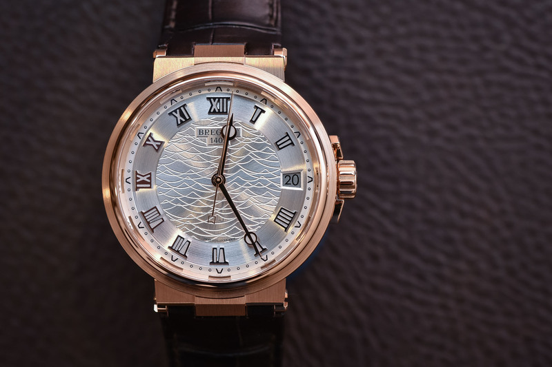 Breguet Marine 5517 – A Trilogy of 3-Handers With a More Contemporary Design Ethos