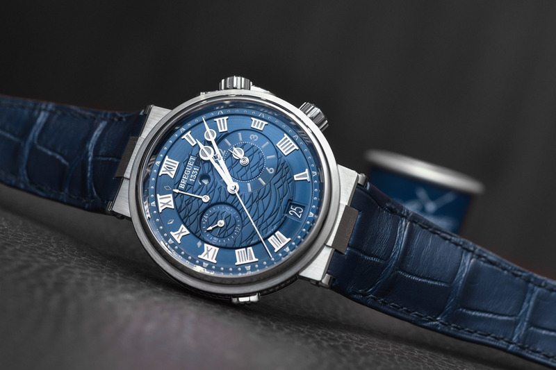 Breguet Marine Alarme Musicale 5547 – Classic Complication, Modern Style