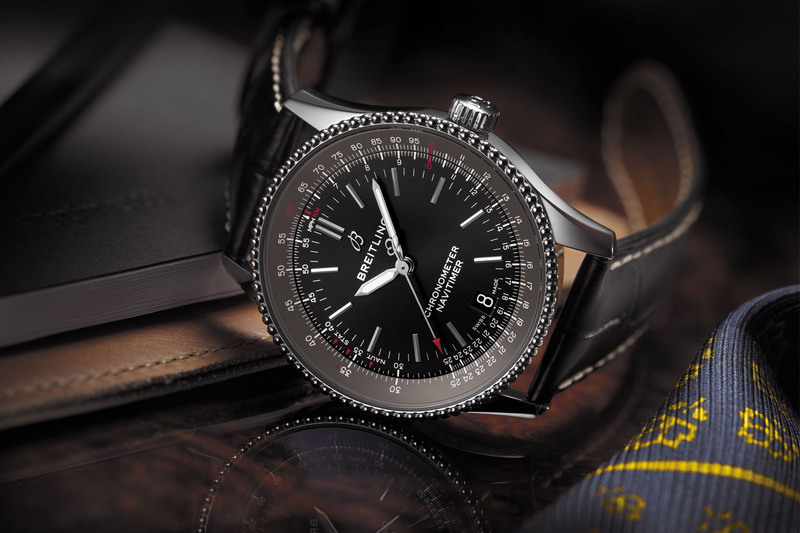 Breitling Introduces the Navitimer 1 Automatic 38 – And yes, that's a 3-hander