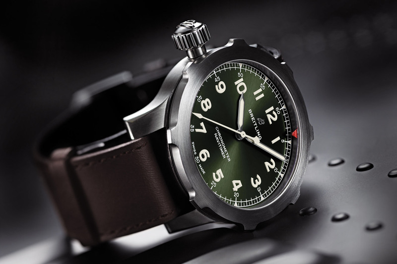 Breitling Navitimer Super 8, Inspired by a WWII Stopwatch