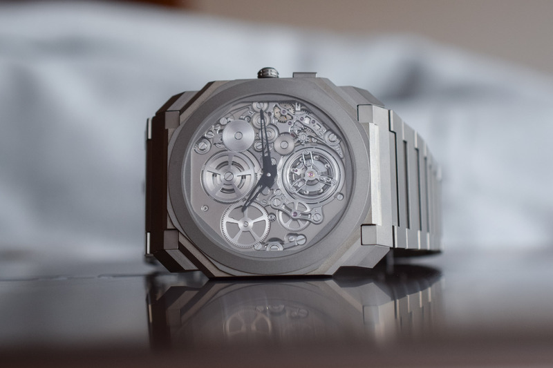 Bvlgari Octo Finissimo Tourbillon Automatic – The New Thinnest Automatic Watch (and Tourbillon) at 3.95mm