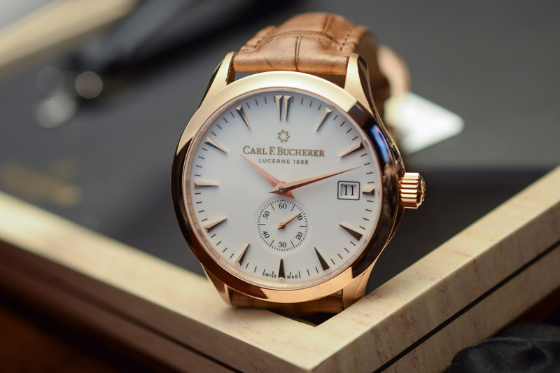Carl F. Bucherer Expands its Manero Peripheral Collection with Larger 43mm Versions