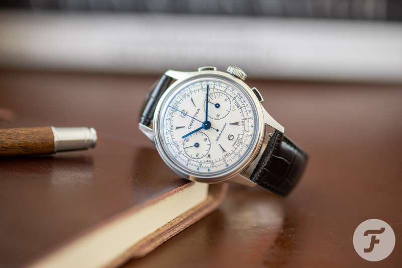 Certina DS Chronograph Automatic — Hands On Watch Review