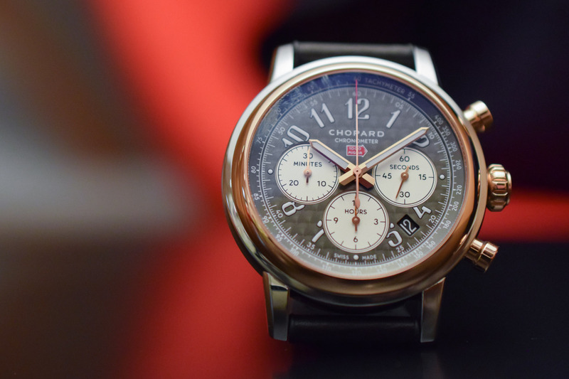 Chopard Mille Miglia 2018 Race Edition: the Symbiotic Relationship between Classic Cars and Watches