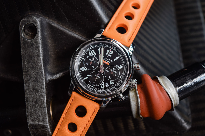 Chopard at The Zandvoort Historic Grand Prix with a New Limited Edition Mille Miglia