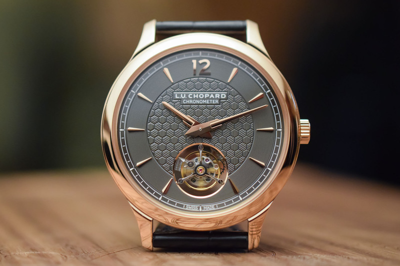Chopard's First Flying Tourbillon is a Case Study of Elegance