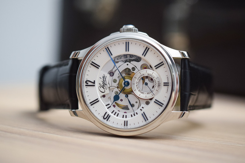 Chopin Op. 10 No. 12 Timepiece and the Launch of a New Polish Brand (Live Pics)