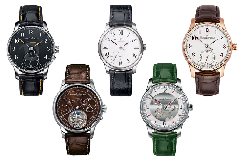 Christie's To Auction 24 Unique Moritz Grossmann Online, for the Brand's 10th Anniversary