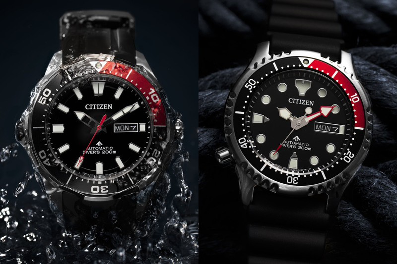 Citizen Unveils New Promaster Automatic Watches for 50 years of Presence in Europe