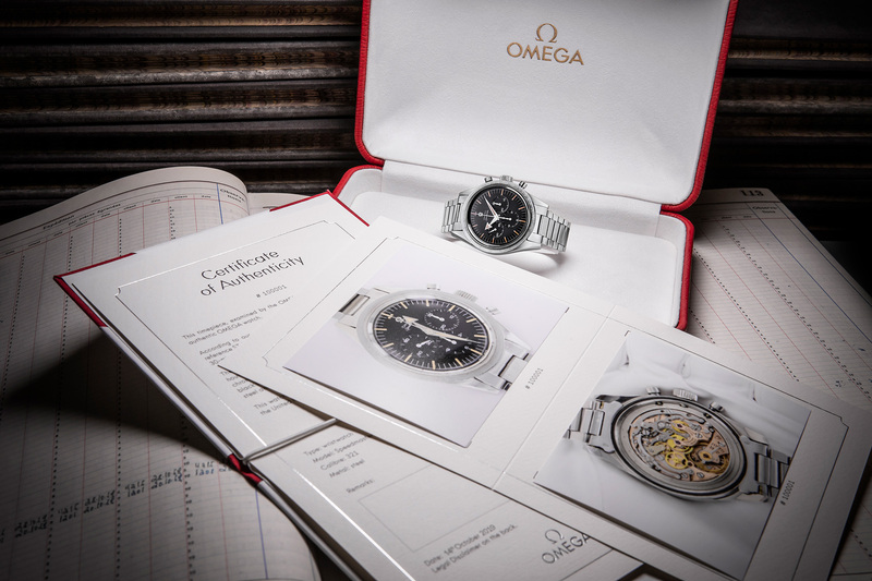 Collecting Vintage Omegas, A Conversation with Petros Protopapas, Head of Brand Heritage at Omega