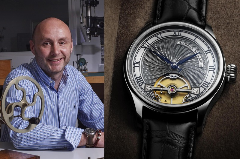 David Brailsford, On the Plight Of British Watchmaking and How Garrick is Fighting Back