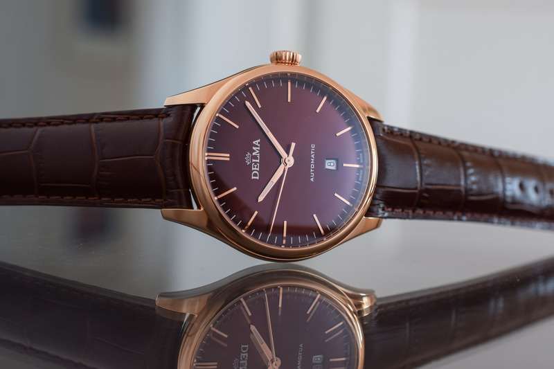 Delma Heritage: an Understated, Elegant Dress Watch with a Fair Price
