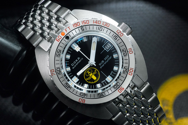 Doxa SUB300 Sharkhunter Black Lung – the Second and Final Batch
