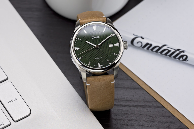 Endatto C1V1 and C1V2, a New American Brand's Inaugural Collection