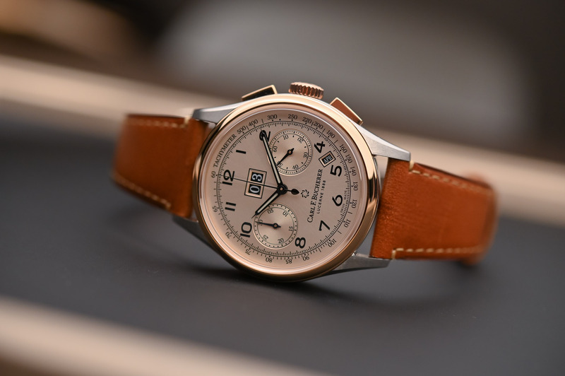 """Exploring the Beautiful Carl F. Bucherer """"Heritage"""" Collection"""