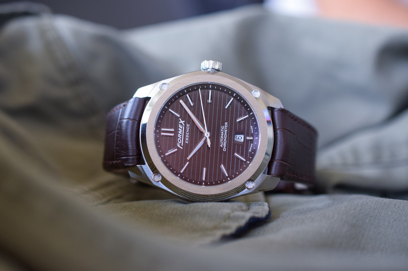 Formex Essence Automatic Chronometer – Truly Affordable, COSC-Certified, Now on Kickstarter