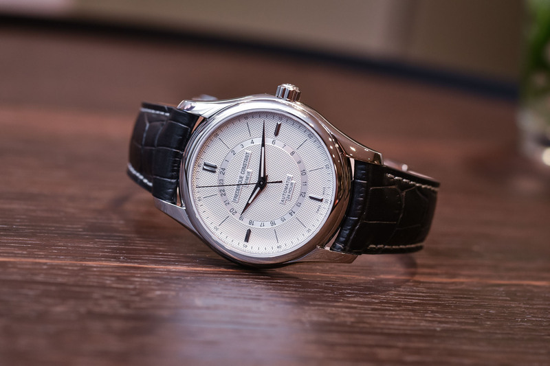 Frederique Constant Classics 24H – An Unusual (and affordable) Approach to Consulting the Time