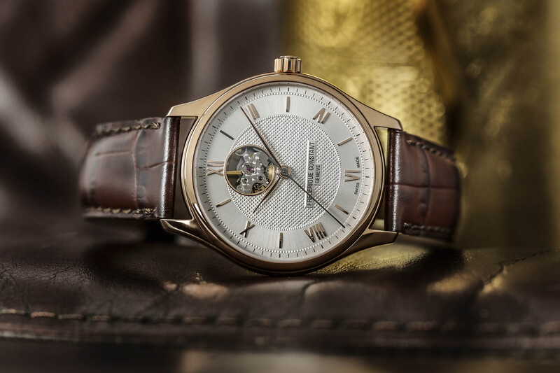 Frederique Constant Classics Index Automatic & Heart Beat, Face-Lifted but Still Accessible