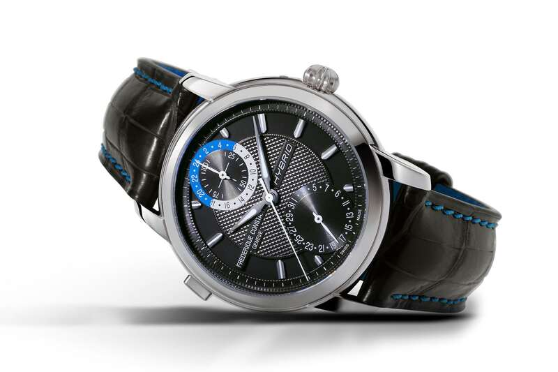 """Frederique Constant unveils the Hybrid Manufacture: """"the world's first 3.0 watch"""""""